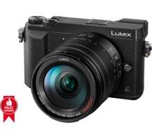 Panasonic Lumix DMC-GX80, černá + 14-140 mm - DMC-GX80HEGK