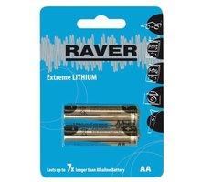GP Raver, lithium, AA, 2ks - 1321212000