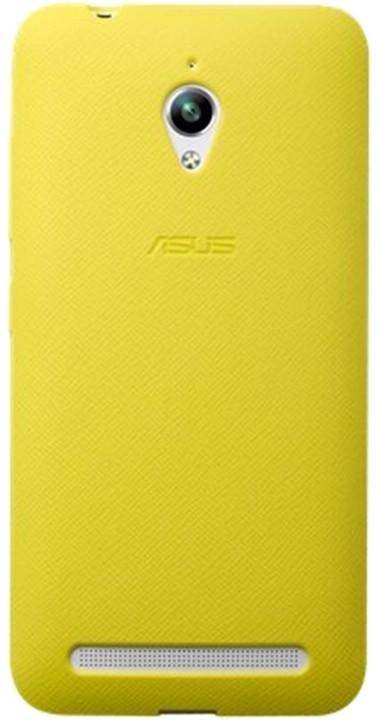 ASUS pouzdro BUMPER CASE, žlutá
