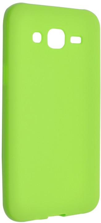 FIXED gelové pouzdro pro Samsung Galaxy J5, zelená