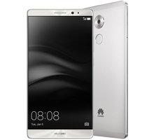 Huawei Mate 8, Dual Sim, stříbrná - HUAMATE8SIL