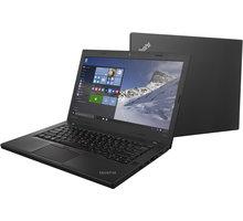 Lenovo ThinkPad T460p, černá - 20FW004WMC + Microsoft Office 365 pro domácnosti - 1 rok v ceně 2299 Kč + Sleva Office