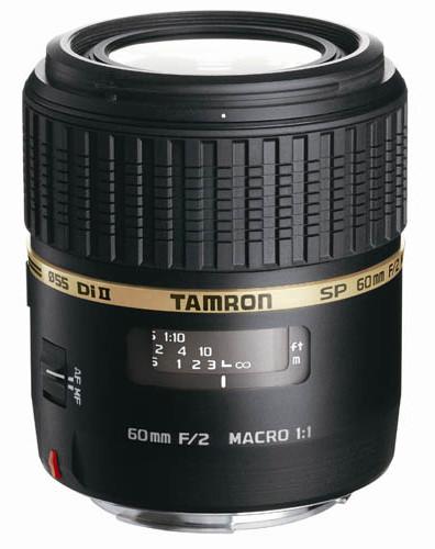 Tamron SP AF 60mm F/2.0 Di-II pro Canon LD (IF) Macro 1:1