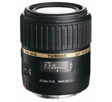 Tamron SP AF 60mm F/2.0 Di-II pro Canon LD (IF) Macro 1:1 - G005 E