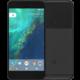 Google Pixel XL - 128GB, černá