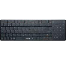 Connect IT bezdrátová klávesnice + touch pad/num pad KW3100 - CI-210