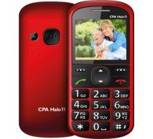 CPA HALO 11, červená - TELMY1011RE