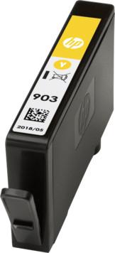 HP T6L95AE, náplň č.903, žlutá