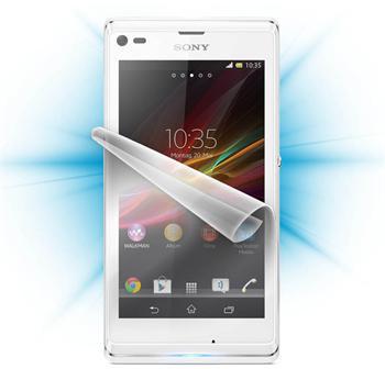 Screenshield fólie na displej pro Sony Xperia L (C2105)