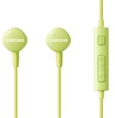 Samsung sluchátková sada stereo s ovládáním EO-HS1303G, 3,5 mm, zelená
