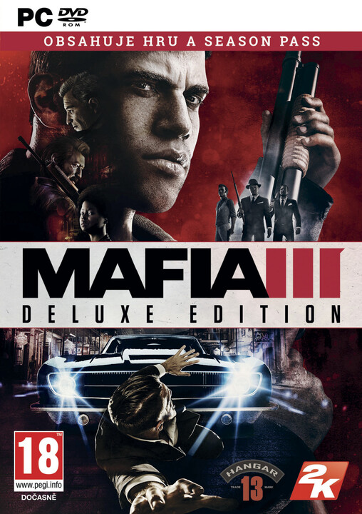 Mafia III - Deluxe Edition (PC)