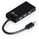 J5CREATE adapter USB3.0 na VGA/3-port Hub (Windows/Mac) JUH410