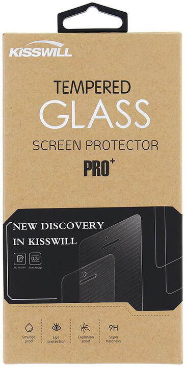 Kisswill Tvrzené sklo 0.3 mm pro Asus Zenfone 3 Max ZC553KL