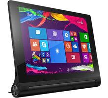 Lenovo Yoga Tablet 2 10 - Z3745, 32GB, LTE, W8.1, černá - 59429205
