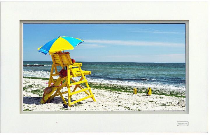 FrameXX Home 271 digitální fotoobraz, rám bílý