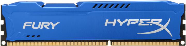 Kingston HyperX Fury Blue 8GB DDR3 1600