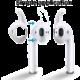 Spigen TEKA RA200 Airpods Earhooks, bílá