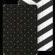 Belkin oboustranné pouzdro pro iPad mini - Chevron Colour