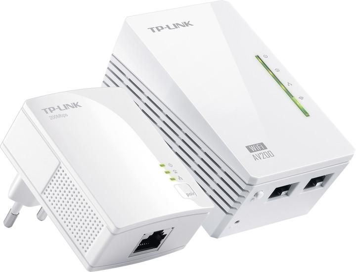 TP-LINK TL-WPA2220Kit, Wi-fi Powerline Extend.Kit