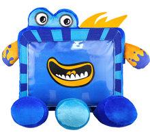 Wise Pet ochranný a zábavný dětský obal - plyšová hračka na tablet - Splashy - WSP-900004