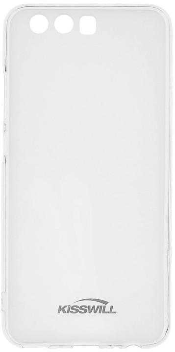 Kisswill TPU pouzdro pro Huawei P10, transparentní