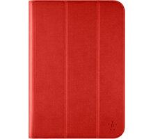 """Belkin 10"""" Univerzální pouzdro Trifold pro tablety, červená - F7P356btC01"""