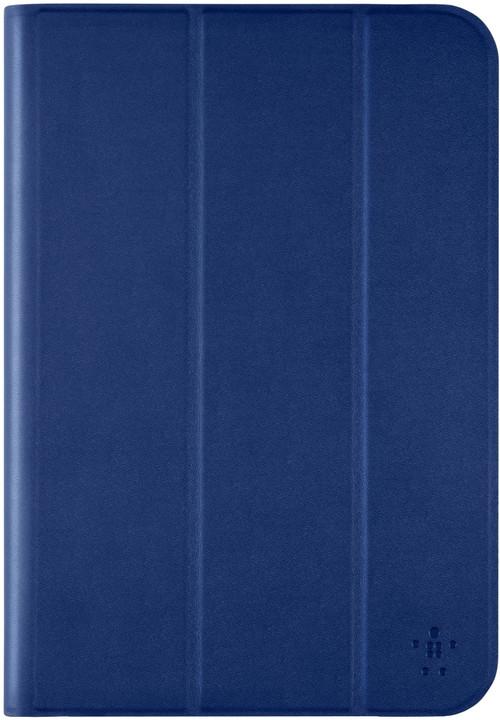 """Belkin 8"""" Univerzální pouzdro Trifold pro tablety, modrá"""