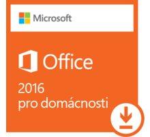 Microsoft Office 2016 pro domácnosti - elektronicky - 79G-04294