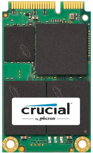 Crucial MX200 (mSATA) - 250GB