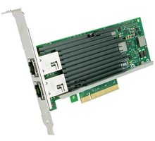 Intel Ethernet Converged Network Adapter X540-T2 retail unit - X540T2