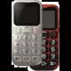 myPhone HALO 9, stříbrná