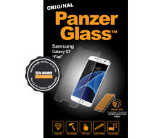 """PanzerGlass Samsung s7 """"FLAT"""" - 1047"""