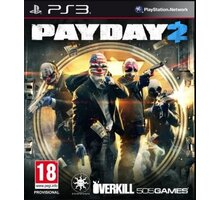 PayDay 2 - PS3 - USP3069
