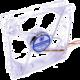 Primecooler PC-L12025L12S/White