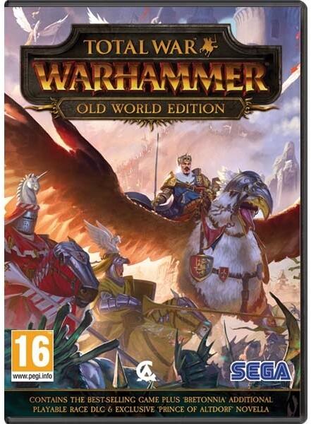 Total War: Warhammer - Old World Edition (PC)