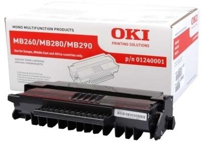 OKI 01240001, černý (5500 stran)