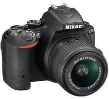 Nikon D5500 + 18-55 VR + 55-200 VR II AF-P - VBA440K007