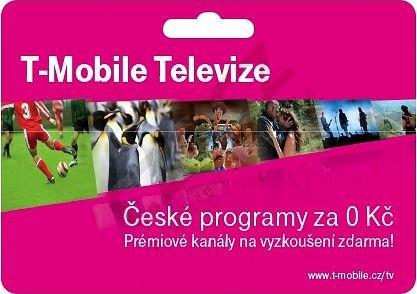 T-Mobile Dekódovací karta Start ICE