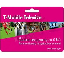 T-Mobile Dekódovací karta Start ICE