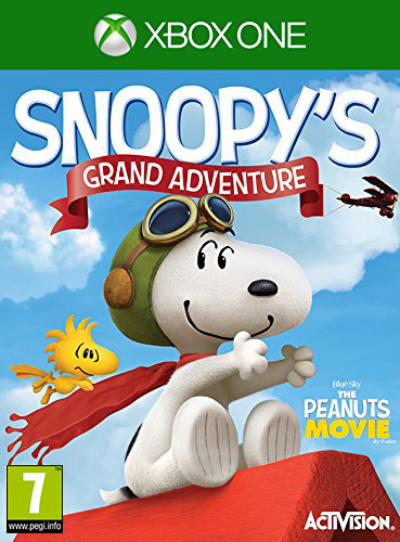 Snoopys Grand Adventure - XONE
