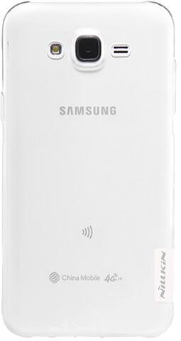 Nillkin Nature TPU pouzdro Transparent pro Samsung J500 Galaxy J5
