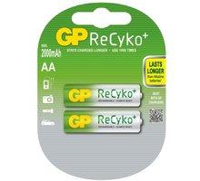 GP Recyko+ AA Ni-MH 2100mAh, 2ks - 1033212070