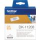 Brother DK-11208 (papírové/široké adresy - 400ks) 38x90mm