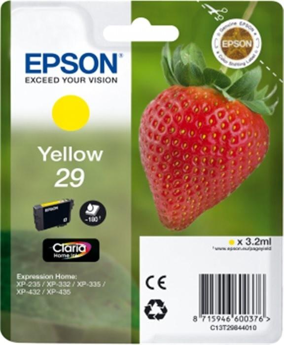 Epson C13T29844010, žlutá