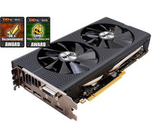 Sapphire Radeon NITRO+ RX 480 OC, 8GB GDDR5 - 11260-01-20G + Kupon hru na PC DOOM v ceně 1149,-Kč od 21.2 do 21.5 2017