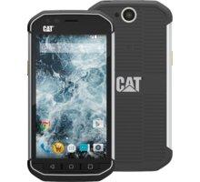 CAT S40, DualSim - CS40-DEB-E02-EN + Zdarma SIM karta Relax Mobil s kreditem 250 Kč