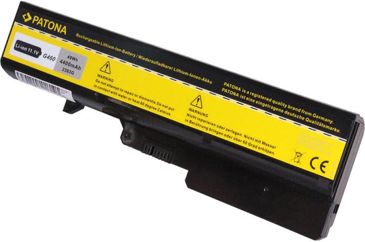 Patona baterie pro Lenovo, IdeaPad G560 4400mAh Li-Ion 11,1V