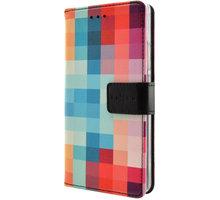 FIXED Opus pouzdro typu kniha pro Apple iPhone 7, motiv Dice - FIXOP-100-DI