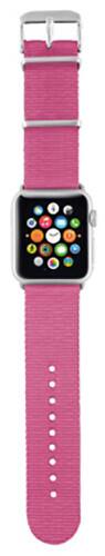 Trust náramek pro Apple Watch 42mm, růžová