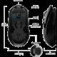 Logitech G903 Lightspeed, černá